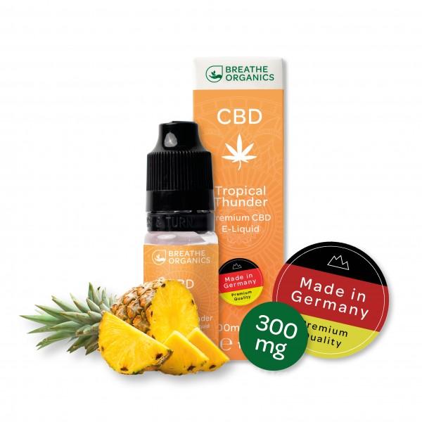 'Breathe Organics' Tropical Thunder 300 mg CBD